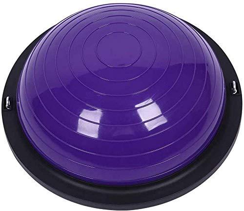 Tabla de Equilibrio Antideslizante, el Entrenador de Equilibrio se Puede Utilizar en Ambos Lados para Gimnasia de Yoga,