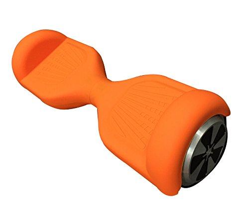 NK beschermhoes gemaakt van siliconen voor Hoverboard 16,5 cm (6,5 inch), Oranje