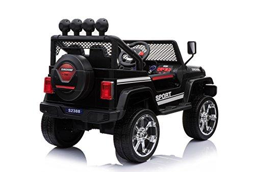 RC Kinderauto kaufen Kinderauto Bild 1: Toyas Cobra Off Road SUV Jeep Kinderauto Kinderfahrzeug Elektrofahrzeu Geländewagen 4 x 45 W Motor S2388b*