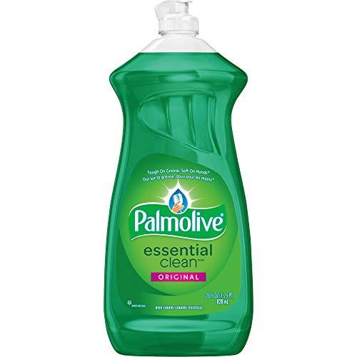 Palmolive Essential Clean Liquid Dish Soap, Original - 28 Fluid Ounce,