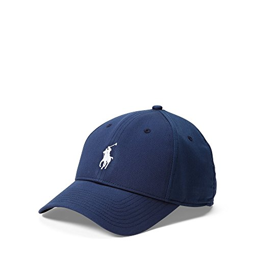 Polo Ralph Lauren Men`s Baseline Performance Cap with Adjustable Back Strap