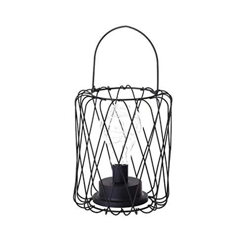 Tafellamp Vakantie Strijkijzer Minimalistische Holle Tafellampen Lezen Lamp Nachtlampje Slaapkamer Bureau Verlichting Home Decoratie