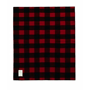 Woolrich Home 925060 Rough Rider Blanket, Red