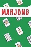 Mahjong: Themed Mahjong Tile Game Notebook