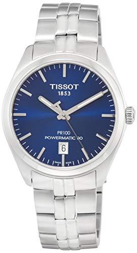 Tissot PR 100 Automatic Blue Dial Men's Watch T101.407.11.041.00