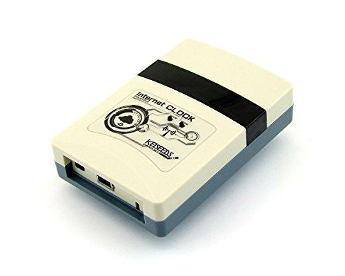 『電波時計信号送信機能付き時計(白) P18-NTPLR』の4枚目の画像