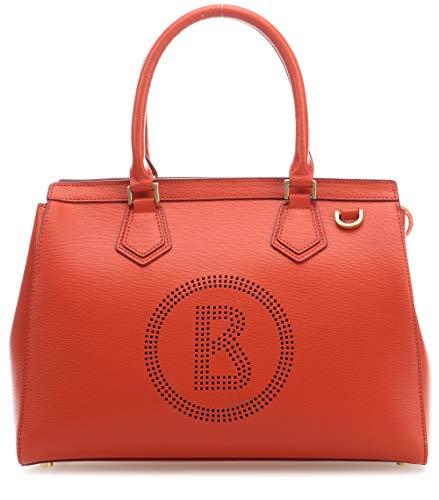Bogner Zürs Thessa Handtasche Damen Tasche aus Leder, mhz, 15x24x33 cm