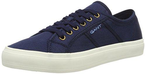 GANT Footwear Damen Zoe Sneaker, Blau (Marine), 37 EU