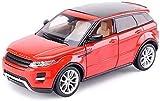 TYZXR Modelo de Coche Coche 1:24 Land Rover Range Rover Aurora Simulación...