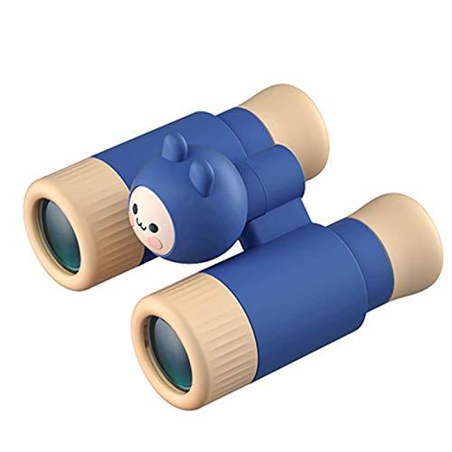LYY Spaß Interaktiv Teleskop Kinderspielzeug Hohe Vergrößerung High-Definition Augenschutz Fernglas Jungen und Mädchen Kindergarten Pupillen, die Gläser aussehenden Die Beste Wahl für Kinder