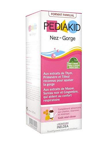 Pediakid Nose Throat Family Size 250ml