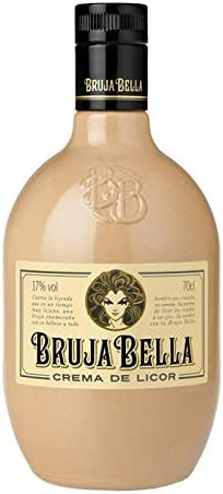 Bruja Bella Orujo Crema 70 Cl