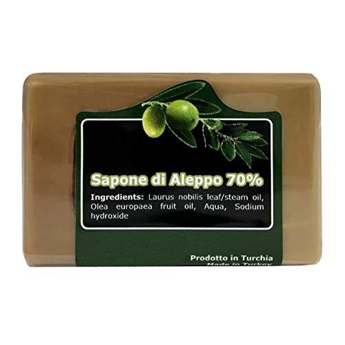Jabón Alepo - Aceite Oliva Aceite Laurel