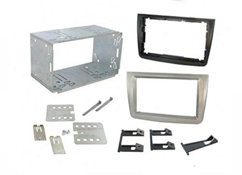 G.M.Production 4256 - Kit de marco para radio 2DIN para disp