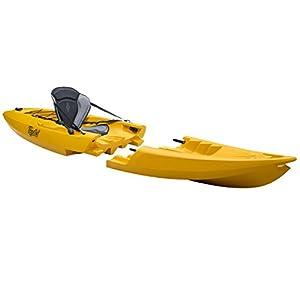 TEQUILA GTX solo Kayak Desmontable 4