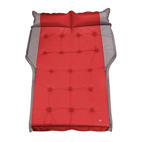 Inflatable bed.Z Lying Lit Gonflable Automatique SUV Folded Portable Outdoor Nap Lit de Voyage Leisure Sleeping Mat Vacances Car Mat Camping Moisture-Proof Pad Car Supplies trouver (Couleur : #4)