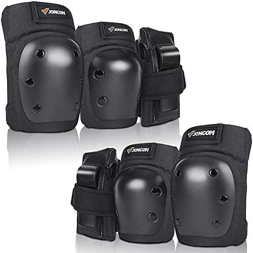 JONCOM Elbow Knee Pads with Wrist Guards Only $11.54 (Retail $20.99)
