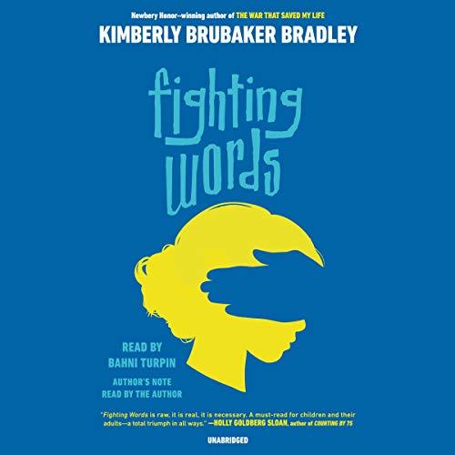 Fighting Words audiobook cover art