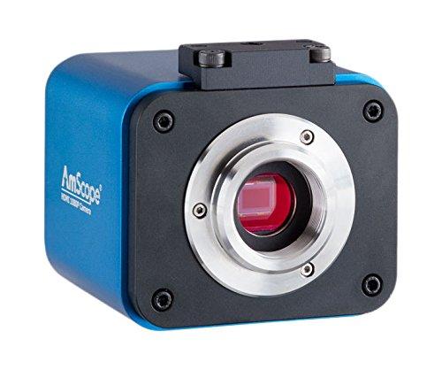 AmScope Hd205-wu 5 MP 1080p HDMI WiFi Digital Camera pour autonomes et d'image de PC