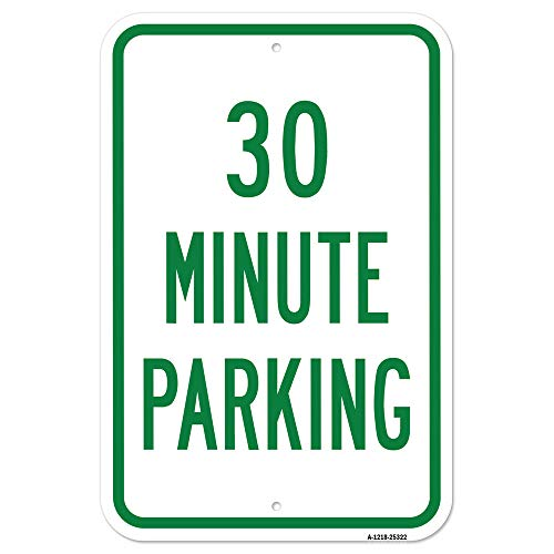 """30 Minute Parking 