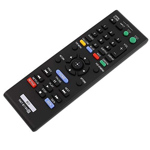 Blue-Ray DVD-speler vervangende afstandsbediening voor Sony BDP-BX110 / BDP-BX310