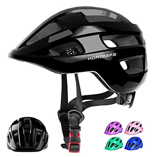 KORIMEFA Kleinkind Helm Kinder Fahrradhelm Baby Multi-Sport Verstellbarer Helm für Kleinkind Jungen Mädchen Sicherheit Radfahren Fahrrad Roller Skateboard Helm Leicht für Kinder ab 1 Jahr