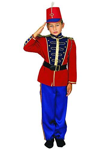 Stamco Disfraz Cascanueces Pequeño Bateria (10 - De 8 a 10 años)