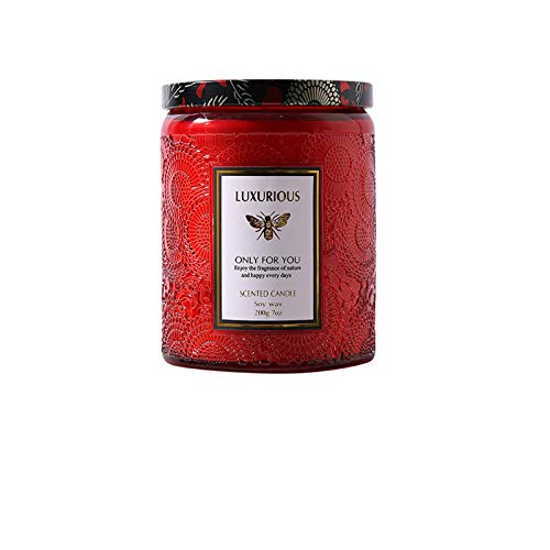 KYSM Household Scented Candles Are Made of Natural Soy Wax with Different Scents. when Used, It Makes People Feel Happy and Can Burn 40H