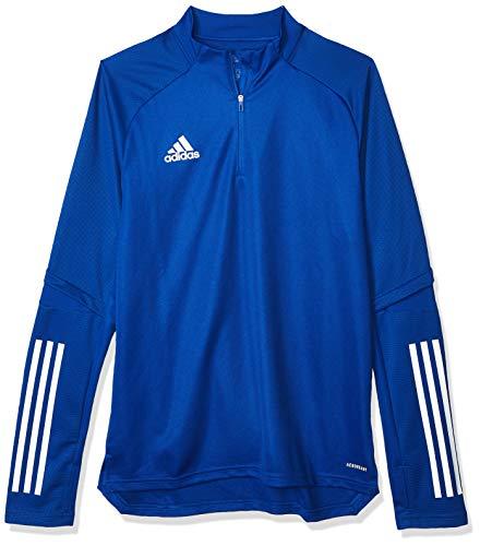 adidas Condivo 20 Training Top, Maglia da Allenamento Uomo, Team Royal Blue/White, S