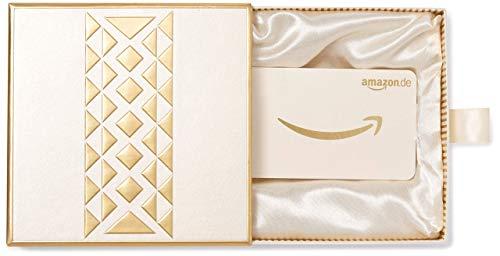 Amazon.de Geschenkkarte in Premium Geschenkbox (Gold)