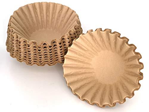Filterpapier 1000 Stück 80/200mm für Beem, Gastroback, Phillips, Cuisinart - 1900171000