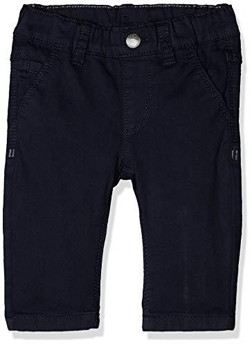 s.Oliver Baby-Jungen 59.902.73.2048 Hose, Blau (Dark Blue 5876), (Herstellergröße: 74/REG)