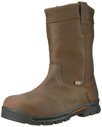 Danner Men's Crafter Wellington NMT Work Boot, Brown, 10.5 D US
