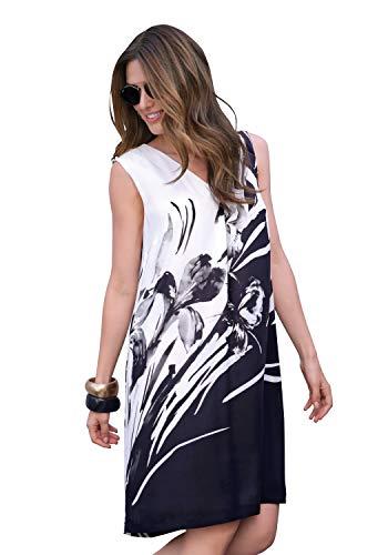 EMILIA LAY Damen Abendkleid Kleid