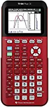 $142 » TI-84 Plus CE Color Graphing Calculator, Red