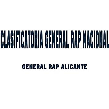 Clasificatoria General Rap Nacional