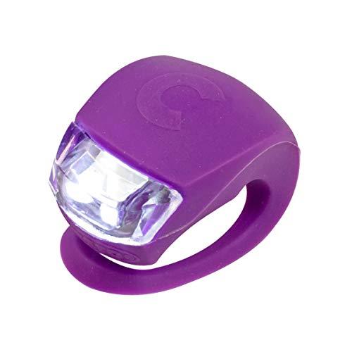 Micro Accessoire Trottinette Lumiere LED Violette