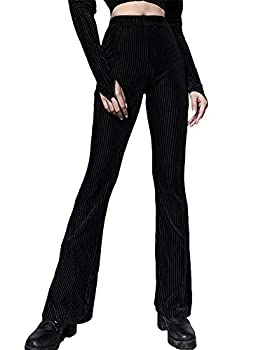 Best black suede bell bottoms Reviews