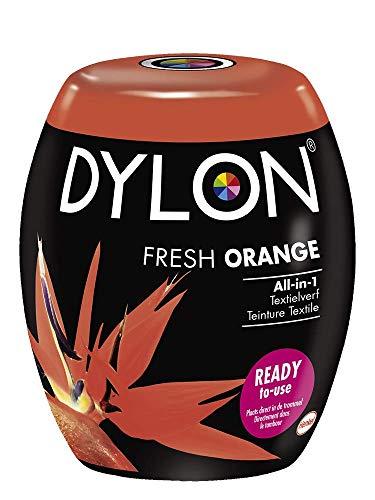 DYLON Textielverf Wasmachine Pods, Fresh Orange