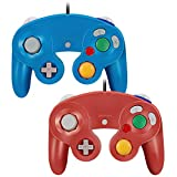 VOYEE Gamecube Controller - 2 Pack Classic Wired Controllers Gamepad for Nintendo Wii