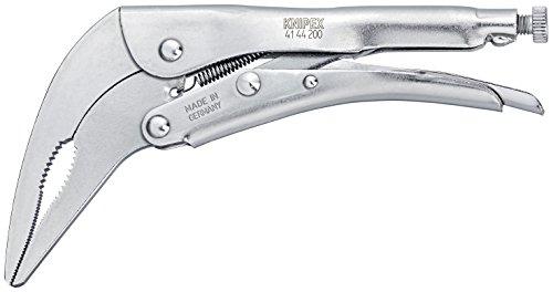 Tenailles russes ou pinces /à tresser noire atramentis/ée gain/ées en plastique 200 mm KNIPEX 99 01 200 Tenaille russe
