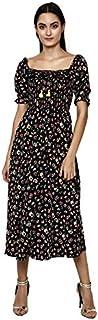 altmoda Women's Printed Maxi Dress