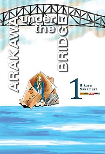 Arakawa Under The Bridge Ñ01