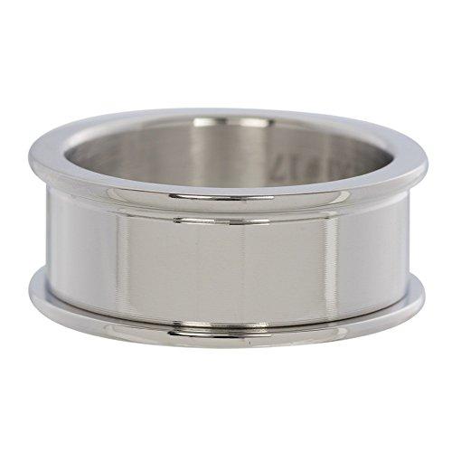 iXXXi BASISRING silber - 8 mm Größe Ringgröße 18