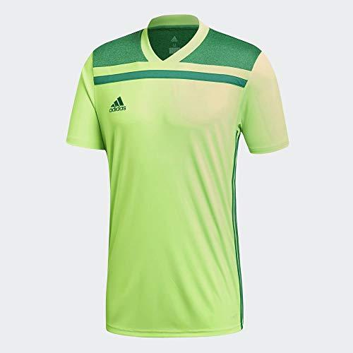 adidas Herren Regista 18 Trikot, Solar Green/Bold Green, L