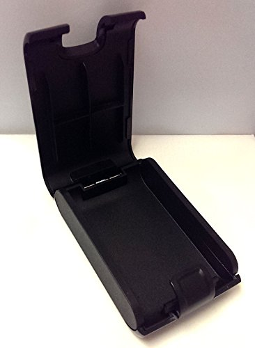 Hard Cover Black Hearing Aid Case