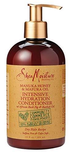 Sheamoisture Shea Moisture Manuka Honey & Mafura Oil Intensive Hydration Conditioner (Pack of 3)