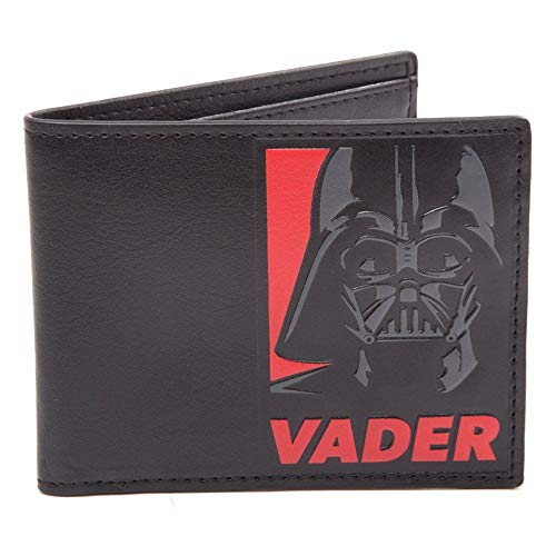 Star Wars Geldbeutel Darth Vader Geldbörse bi-fold Wallet Portemonnaie The Dark Side