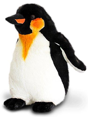 Lashuma Plüschtier Pinguin, Keel Toys Königs Plüschpinguin Kuscheltier 30 cm