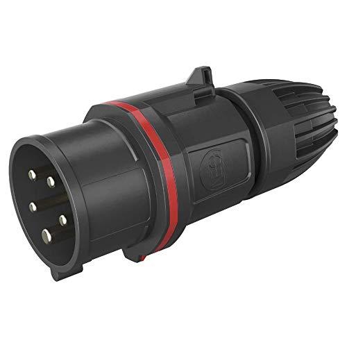Walther Werke CEE NEO Phasenwender FW211506PH 16A 5P 6h IP54 CEE-Stecker 4015609049196